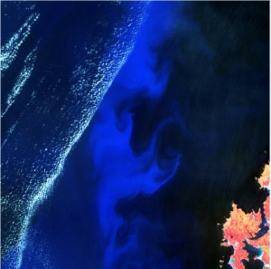 CNES/Spot Image/ESA