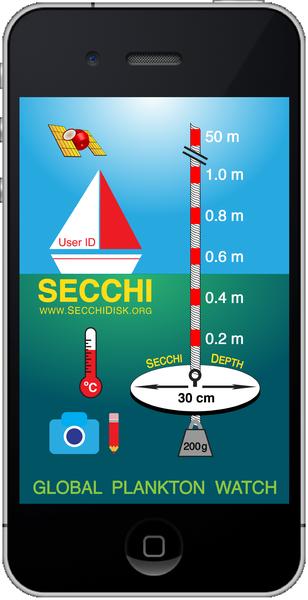 SECCHI App