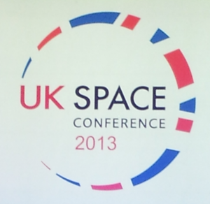 UK Space Conference logo