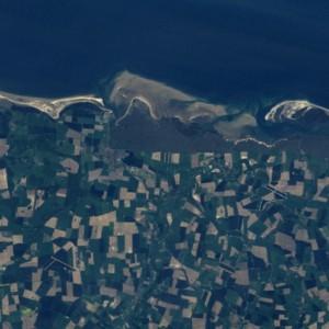 Landsat Image Courtesy of USGS and NASA