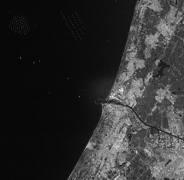 Sentinel-1 Netherlands
