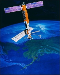 Copyright : NASA/JPL Artist's impression of the Seasat Satellite
