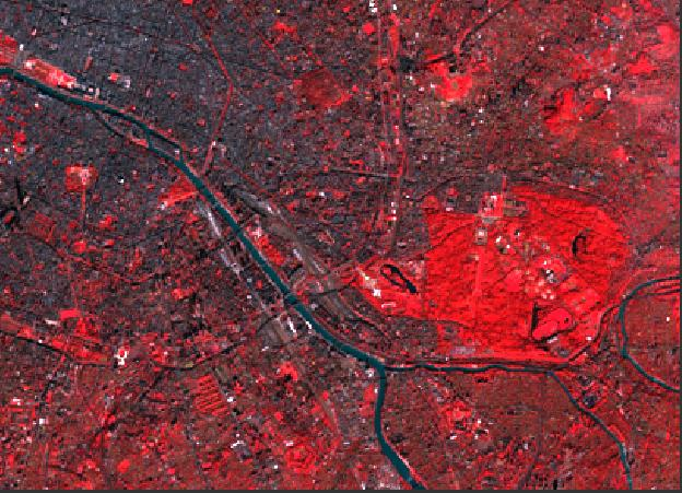 Landsat Showing What The Eye Can't See | Pixalytics Ltd