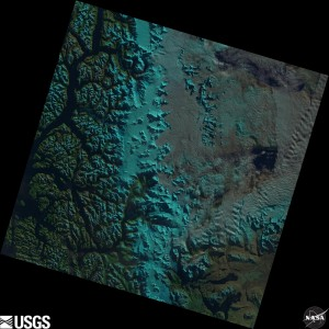 Landsat 8 Image, acquired on 19 May 2014. Data courtesy of NASA/USGS.