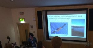 Dr Louisa Reynolds, Pixalytics Ltd, giving a presentation at RSPSoc 2016