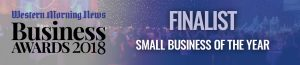 Business Awards Finalist 2018